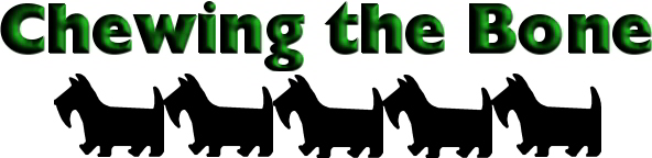 Chewing the Bone header logo